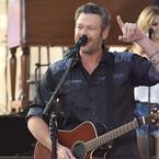 Blake Shelton Receives Unwanted Fan Gift (VIDEO)