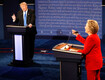 Trump, Clinton Go at It: 12 Debate Tussles