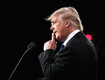 Trump Calls His Debate Mic 'Defective'