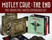 Motley Crue Announce Limited-Edition The End Box Set