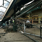 The Latest On Developments In The Hoboken Train Crash