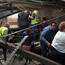 Commuter Train Crashes Into Station In New Jersey