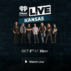 iHeartRadio LIVE with Kansas