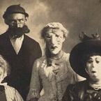 Old Timey Halloween Costumes Are Scarier Than Anything Today