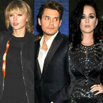 Katy Perry, Taylor Swift, And John Mayer Were All At Drake's Birthday Party
