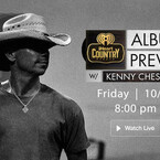 iHeartCountry Album Preview with Kenny Chesney (WATCH)