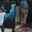 Artist Creates Awesome Painting While Singing National Anthem (VIDEO)