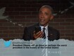Obama Fires Back at Trump's 'Mean Tweet' on 'Jimmy Kimmel' (VIDEO)