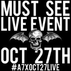Avenged Sevenfold Unleash Details About 'Groundbreaking Global Virtual Reality Event'