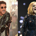 Bruno Mars Spills On His Studio Session With Adele