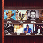 Jason Aldean, Little Big Town & More To Play 2017 iHeartCountry Festival