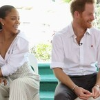 Watch Rihanna & Prince Harry Take HIV Tests In Honor Of World AIDS Day