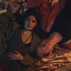Machine Gun Kelly, Camila Cabello Are Rebellious Lovers In Clip For 'Bad Things' (VIDEO)