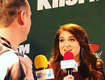 Meghan Trainor Talks Smurfs, Songs, and More Backstage at KIIS Jingle Ball