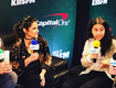 Alessia Cara Backstage at KIIS Jingle Ball