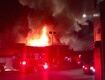 Multiple Causalities in Oakland Warehouse Party Fire (VIDEO)