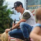 Granger Smith Falls Off Stage, Gets Admitted To Trauma Center (VIDEO)