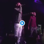 21 Savage Calls Tyga Out On Stage, Kylie Jenner Gets Involved