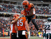 The Bengals Won A Football Game On Sunday.