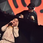 Diplo Lights Up iHeartRadio Jingle Ball With Special Guest MØ