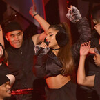 Twas The Night We Christmas & Chilled With Ariana Grande At iHeartRadio Jingle Ball