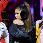 iHeartRadio Jingle Ball: Ariana Grande Brings 'Christmas & Chill,' Justin Bieber Serves Hits & More Highlights