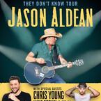Jason Aldean Announces 'They Don't Know Tour'