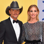 Tim And Faith To Get Hall Of Fame Exhibit