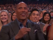 Dwayne Johnson Caught Flipping Off Kevin Hart