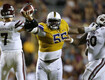 Travonte Valentine Dismissed From LSU Football