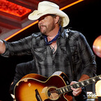 Toby Keith And Other Country Artists Perform At Trump Welcome Concert