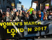 Women's Marches Against Trump Held Worldwide