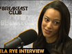 Angela Rye Talks Trump's Inauguration, Alternative Facts & The Impact of The Women's March