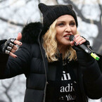 Madonna Defends Fiery Speech At Women's March