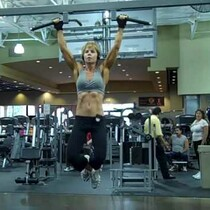 Due to high failure rate, pullup qualifications delayed for female Marines...