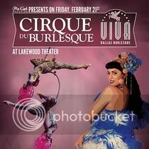 Burlesque In DFW this weekend