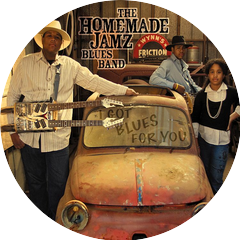 The Homemade Jamz Blues Band