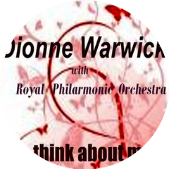Dionne Warwick, Royal Philarmonic Orchestra Of London