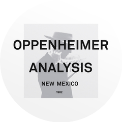 Oppenheimer Analysis