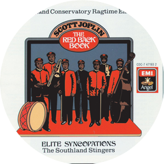 The New England Conservatory Ragtime Ensemble