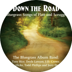 The Bluegrass Album Band