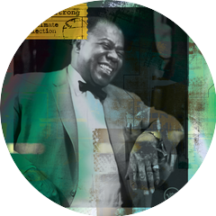 Louis Armstrong With The Lyn Murray Singers