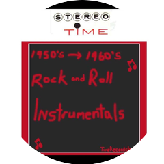 Rock And Roll Instrumentals: 50's-60's