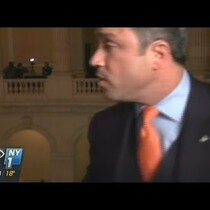 Rep. Grimm Accosts Reporter