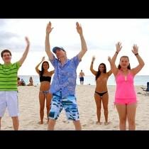 Worst Music Video Ever!  Beach Boogie!