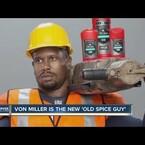 Von Miller is the New Old Spice Guy