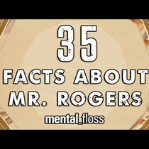 MR ROGERS: 35 Fun Facts About Everyone's FAVORITE Neighbor!
