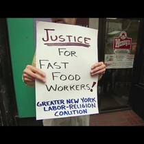 Fast Food Workers Could Strike Thursday