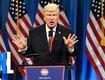 WATCH: Alec Baldwin Makes a Splash As Trump