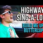 Guy Blasts 'Build Me Up Buttercup' From Car, Creates Hilarious Highway Sing-A-Long With Total Strangers